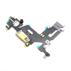Flex Cable Apple iPhone 11 with Plugin Connector & Microphone Yellow (OEM)