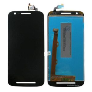 LCD with Touch Screen Motorola E3 Black (OEM)