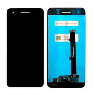 LCD with Touch Screen Vodafone Smart V8 Black (OEM)