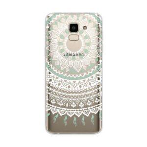 TPU inos Samsung J600F Galaxy J6 (2018) Art Theme Dreamcatcher