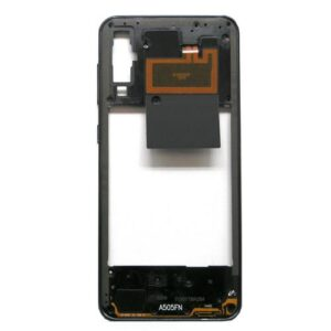 Middle Plate Samsung A505F Galaxy A50 Black (Original)