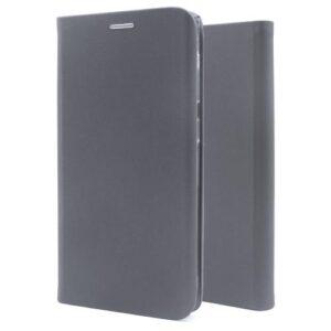 Flip Book Case inos Xiaomi Redmi Note 8T Curved S-Folio Grey