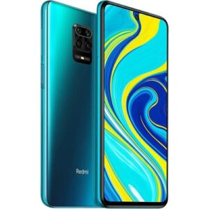 Mobile Phone Xiaomi Redmi Note 9S (Dual SIM) 128GB 6GB RAM Aurora Blue