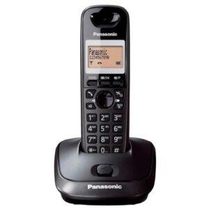 Dect Panasonic KX-TG2511 Black