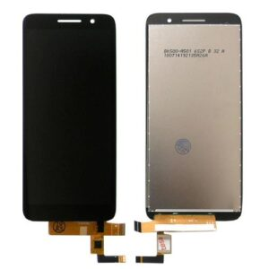 LCD with Touch Screen Vodafone Smart E9 Black (OEM)