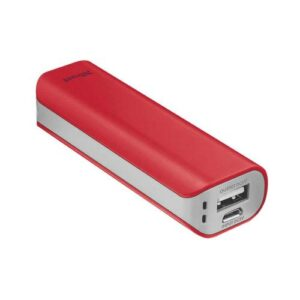 Power Bank Trust Primo 2200mAh Red