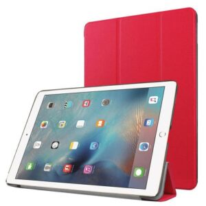 Case inos Apple iPad Pro 9.7 Folded Stand Red-Black