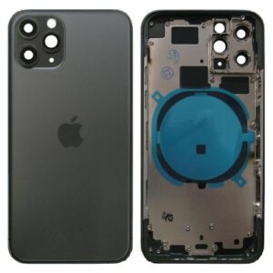 Battery Cover Apple iPhone 11 Pro Midnight Green (OEM)