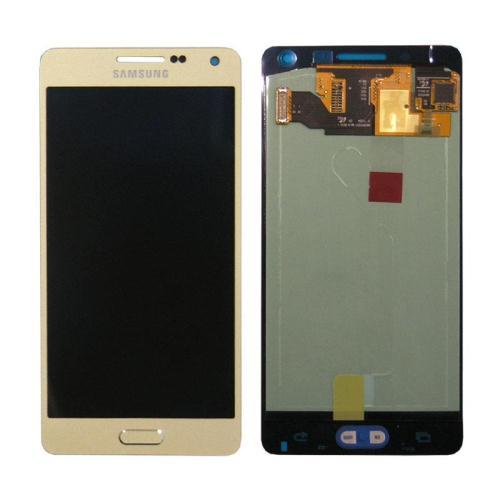 LCD with Touch Screen Samsung A500 Galaxy A5 Gold (Original)