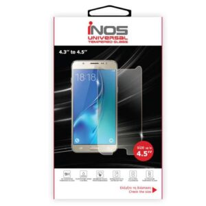 Tempered Glass Universal inos 0.33mm for LCD 4.5'' (121.9 x 60.26mm)