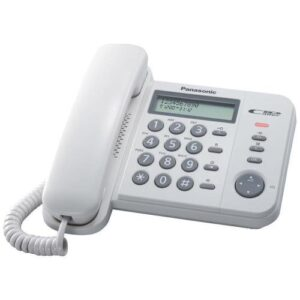 Land Line Panasonic KX-TS560EX White