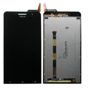 LCD with Touch Screen Asus A600CG Zenfone 6 Black (OEM)