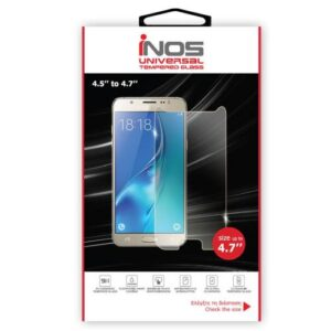 Tempered Glass Universal inos 0.33mm for LCD 4.7'' (125.21 x 62.34mm)