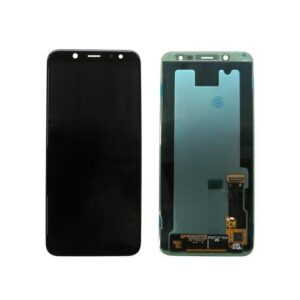 LCD with Touch Screen Samsung A600F Galaxy A6 (2018) Black (Original)