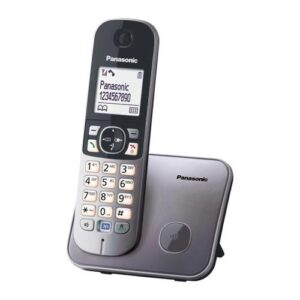 Dect Panasonic KX-TG6811 Grey