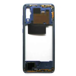 Middle Plate Samsung A705F Galaxy A70 Blue (Original)