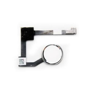 Home Button Flex Cable with External Home Button Apple iPad Air 2 White (OEM)