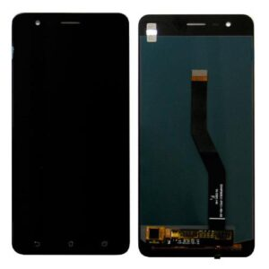 LCD with Touch Screen Asus ZE553KL Zenfone Zoom S Black (OEM)
