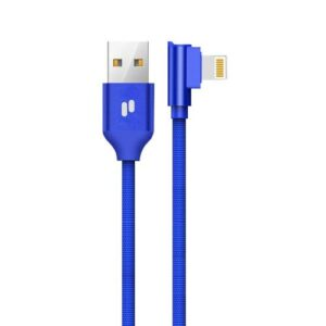 USB 2.0 Cable Puridea L23 USB A to Lightning 2.4A 1m Blue