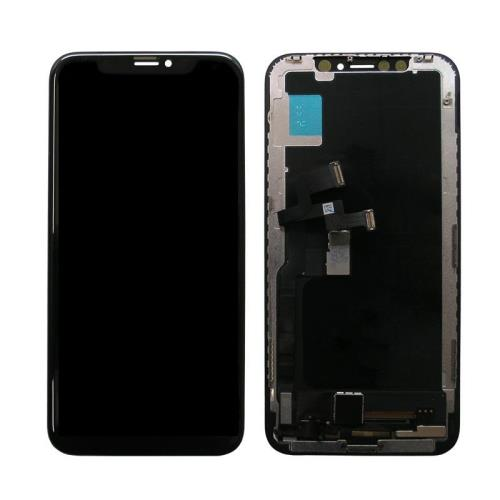 LCD with Touch Screen Apple iPhone X Black (OEM
