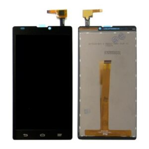 LCD with Touch Screen ZTE Blade L2 Black (OEM)