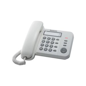 Land Line Panasonic KX-TS520EX White