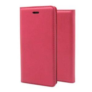 Flip Book Case inos Apple iPhone X/ iPhone XS A-Folio Fuchsia