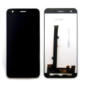 LCD with Touch Screen ZTE Blade A506 Black (OEM)