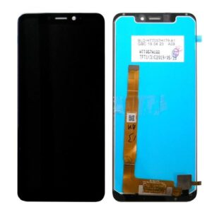 LCD with Touch Screen Vodafone Smart N10 Black (OEM)