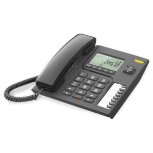 Land Line Phone Alcatel Temporis 76 Black