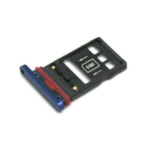 Sim & SD Card Holder Huawei Mate 20 Pro Twilight (OEM)