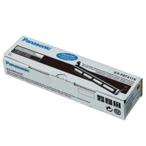 Replacement Toner Panasonic KX-FAT411X (2000 Pages)