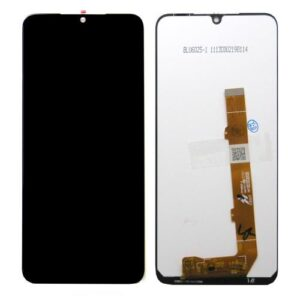 LCD with Touch Screen Vodafone Smart V10 Black (OEM)