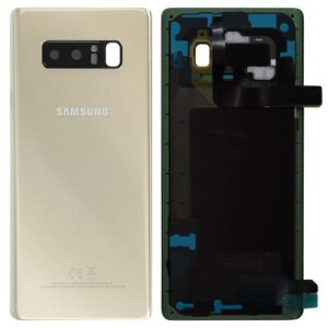 Battery Cover Samsung N950F Galaxy Note 8 Maple Gold (Original)