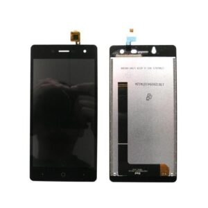 LCD with Touch Screen ZTE Blade A320 Black (OEM)