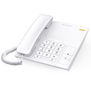 Land Line Phone Alcatel Temporis 26 White