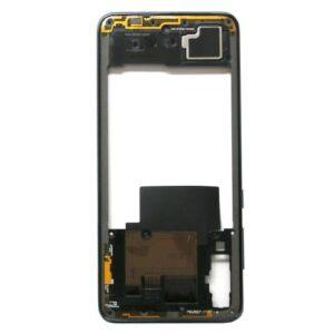 Middle Plate Samsung A705F Galaxy A70 Black (Original)