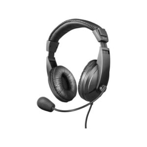 Headset Stereo Trust Quasar Black