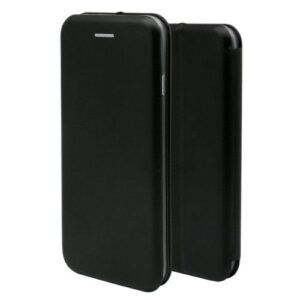 Flip Book Case inos Samsung A920F Galaxy A9 (2018) Curved M-Folio Black
