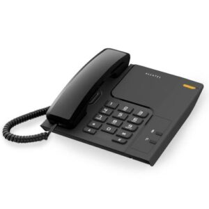 Land Line Phone Alcatel Temporis 26 Black