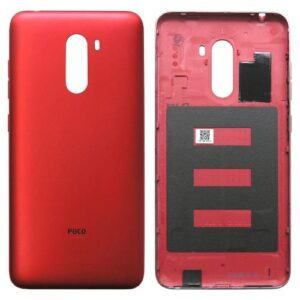 Battery Cover Xiaomi Pocophone F1 Red (OEM)
