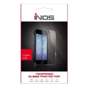 Tempered Glass Full Face inos 0.33mm Samsung G950F Galaxy S8 3D Round Glue Clear