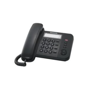 Land Line Panasonic KX-TS520EX Black