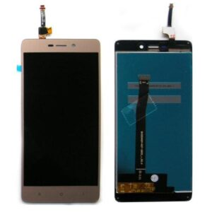 LCD with Touch Screen Xiaomi Redmi 3S Gold (OEM)