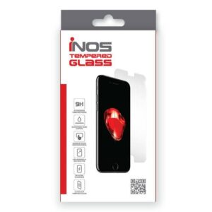 Tempered Glass Full Face inos 0.33mm Samsung G965F Galaxy S9 Plus 3D Case Friendly Full Glue Black