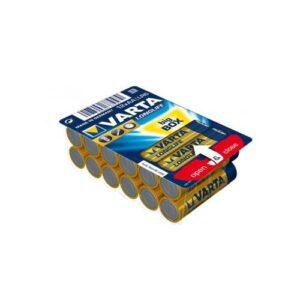 Battery Alkaline Varta Longlife AA LR06 (12 pcs)