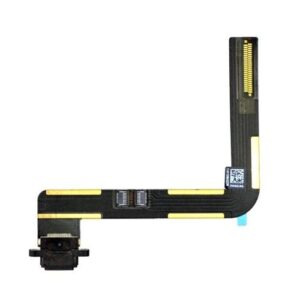 Flex Cable Apple iPad Air  with Plugin Connector Black (OEM)