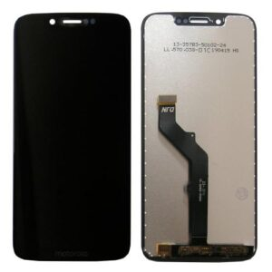 LCD with Touch Screen Motorola Moto G7 Play Black (OEM)