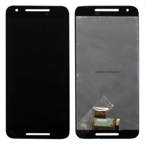 LCD with Touch Screen LG H791 Nexus 5X Black (OEM)