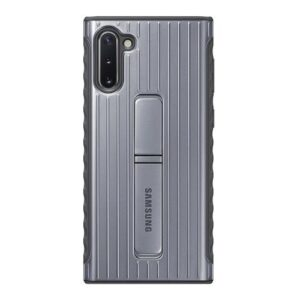 Protective Standing Cover Samsung EF-RN970CSEG N970F Galaxy Note 10 Silver